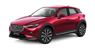 Mazda CX-3 GSX Leather FWD