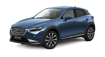 Mazda CX-3 Limited FWD