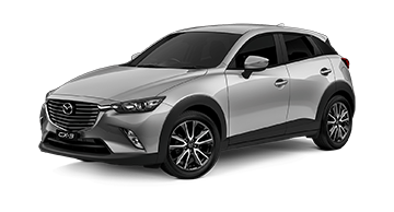Mazda CX-3 - Blackwells Mazda Christchurch | Official Mazda ...