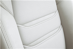 Pure White Nappa Leather (Limited)