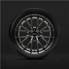 17-inch BBS Alloy Wheels