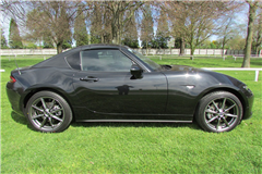 MX-5 RF Limited Automatic Jet Black Mica 11