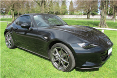 MX-5 RF Limited Automatic Jet Black Mica 10