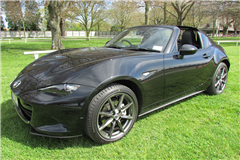 MX-5 RF Limited Automatic Jet Black Mica 19