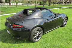 MX-5 RF Limited Automatic Jet Black Mica 18