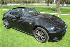 MX-5 RF Limited Automatic Jet Black Mica 17
