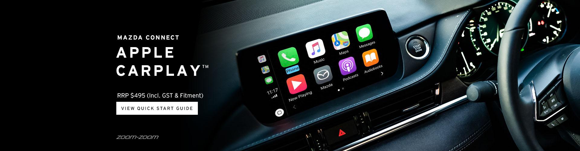 Apple CarPlay & Android Auto - Blackwells Mazda Christchurch